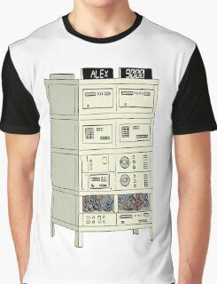 The Alex 9000 Computer c1981 Graphic T-Shirt