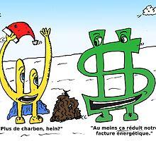 Euroman Bucky et le charbon de Noël by Binary-Options