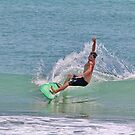 Soft Surf Day by Deborah  Benoit
