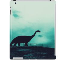 Lonely Dinosaur iPad Case/Skin