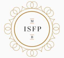ISFP Ornamental Insignia (light) Kids Tee