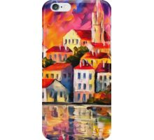 Simple Town iPhone Case/Skin