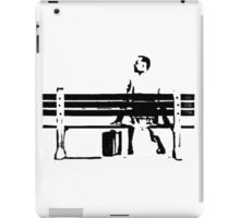 Sitting, Waiting, Wishing iPad Case/Skin