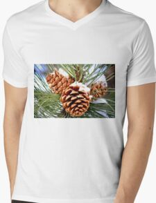 Snow Cones Mens V-Neck T-Shirt