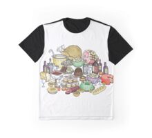 Feast foods Graphic T-Shirt