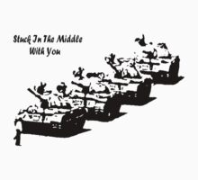 Stuck In The Middle With You by cjac