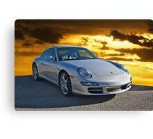 2007 Porsche 911 Canvas Print