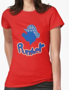 Mario the Plumber Womens Fitted T-Shirt