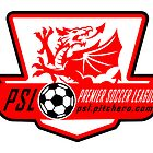 Premier Soccer Leagues Badge by Gavin Shields