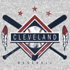 Cleveland Baseball by WeBleedOhio