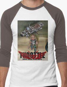 Throttle Men's Baseball ¾ T-Shirt