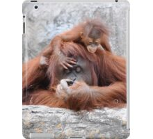 C'mon, ma, I wanna play! iPad Case/Skin
