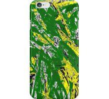 Vanilla Marble Jungle Style iPhone Case/Skin