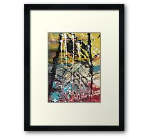 Sound Of Music Framed Print