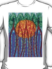 I Flow To Violet T-Shirt