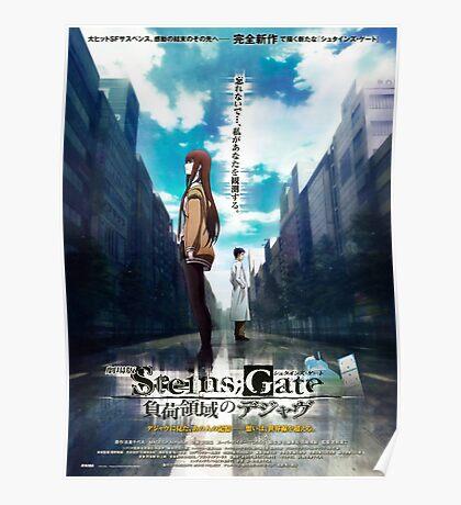 Steins;Gate Film (3200p) Poster