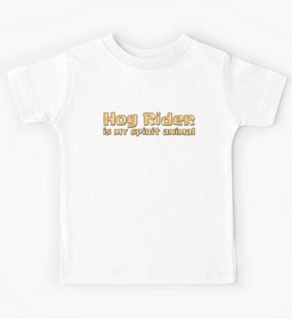 Hog Rider Kids Tee