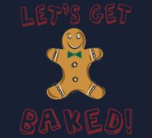 Let's Get Backed Christmas Ugly Sweater - T shirts & Accessories by amazingarts