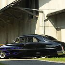 Mercury Sedan 1951 Top Chop #5 by Stefan Bau