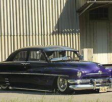 Mercury Sedan 1951 Top Chop #7 by Stefan Bau