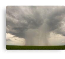 Rain Bomb Canvas Print