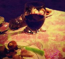 Eat, Drink and Be Merry by RC deWinter