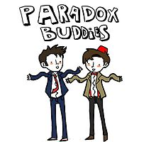 Paradox Buddies by Wackernagel