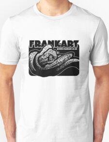 Darksnake T-Shirt by Frank Louis Allen Unisex T-Shirt