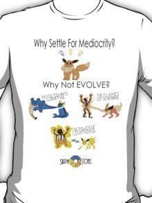 Silph Stones Gen 1 Advertisement T-Shirt