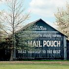 Mail Pouch Barn  by Leann  Rardin