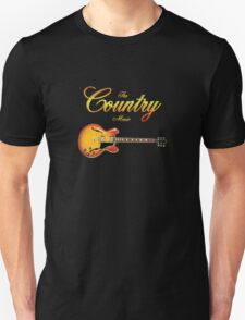 The Country Music T-Shirt