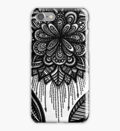 Pearly bloom iPhone Case/Skin