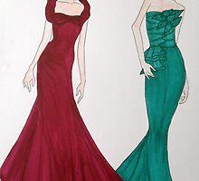 Fashion Illustration 4 by jeaster2706