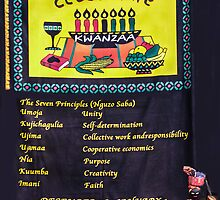 Kwanzaa-The 7 Principles by heatherfriedman