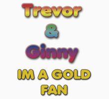 Trevor & Ginny -GOLD FAN- by XloneVEVO