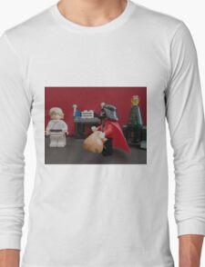 Luke - Every Year Darth Feels My Presents Long Sleeve T-Shirt