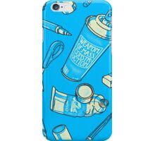 Weapons of mass construction iPhone Case/Skin