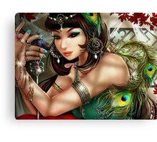 Treasure Keeper Canvas Print