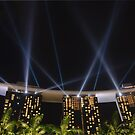 Singapore: The Marina Bay Sands From 0 to 55 by Kasia-D