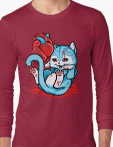 Cat Got Your Heart? Long Sleeve T-Shirt