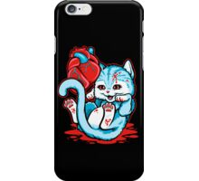 Cat Got Your Heart? iPhone Case/Skin