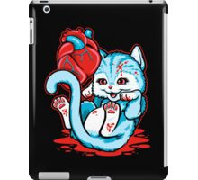 Cat Got Your Heart? iPad Case/Skin
