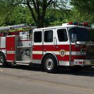 1996 Pearce-Arrow E-One Utility Fire Truck by TeeMack