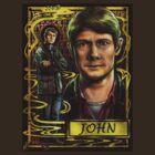 John Watson by Amelie  Belcher