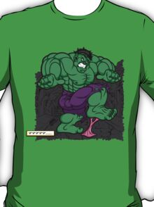 HULK VS CHEWING GUM T-Shirt