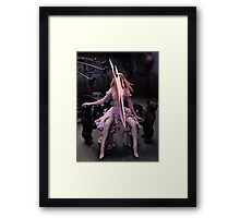 Futurismo 2. Framed Print