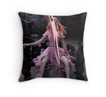 Futurismo 2. Throw Pillow