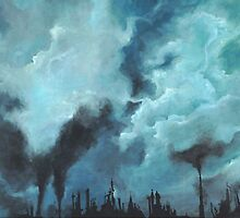 Nothin' But Blue Skies by Rachel Hochadel