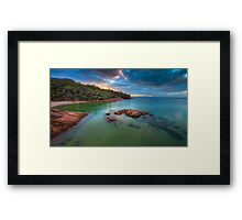 Freycinet Sunset, Tasmania Framed Print