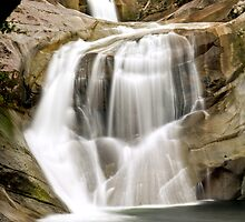 Josephine Falls, Innisfail, NQ by Giovanna Devlin
